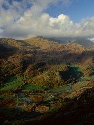 Click to a larger version of Dinas Emrys, Gwynedd (National Trust): photo © Mick Sharp