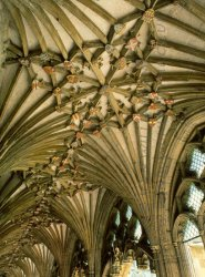 Click to a larger version of Canterbury Cathedral, Kent (Church of England): photo © Jean Williamson