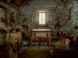 Click to a larger version of Pistyll, Gwynedd (Church in Wales): photo © Mick Sharp