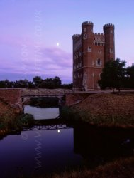 Click to a larger version of Tattershall Castle, Lincolnshire (National Trust): photo © Jean Williamson