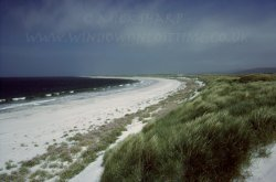 Click to a larger version of Kilpheder Beach and Dunes, South Uist, Western Isles: photo © Mick Sharp