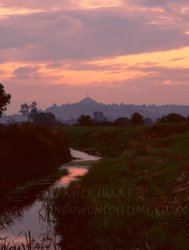 Click to a larger version of Glastonbury Tor, Somerset (National Trust): photo © Mick Sharp