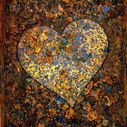 Click to a larger version of Key to my Heart © Jean Williamson